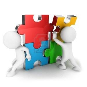 14823932-3d-bianchi-lavorare-insieme-assemblare-pezzo-di-puzzle-di-colore-isolato-su-sfondo-bianco-immagine-3
